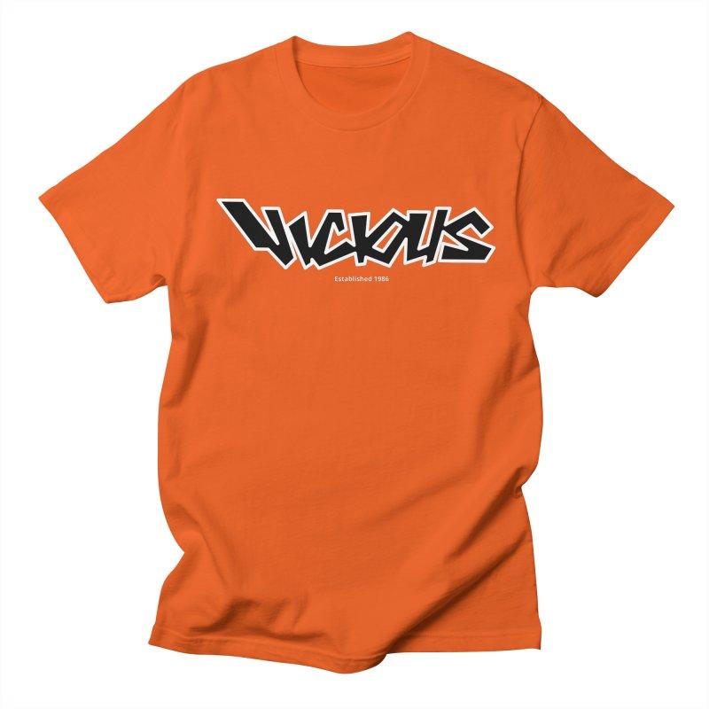 Vicious Original Men's Regular T-Shirt by Vicious Factory