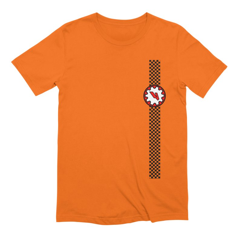Vicious Gear Men's Extra Soft T-Shirt by Vicious Factory