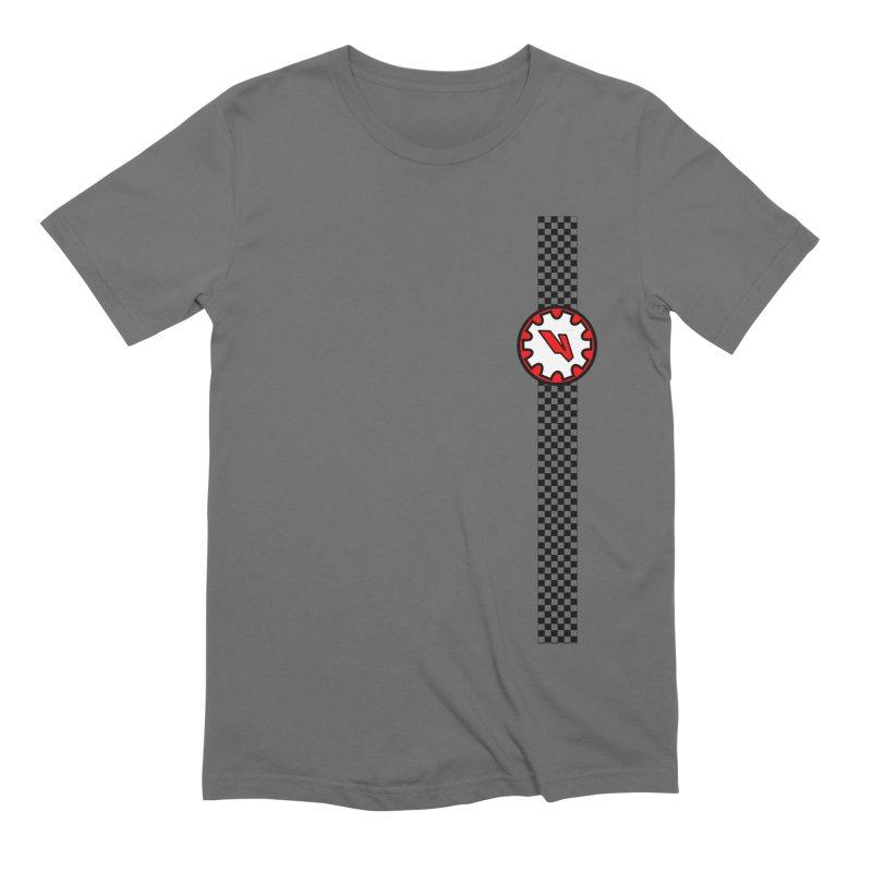 Vicious Gear Men's T-Shirt by Vicious Factory