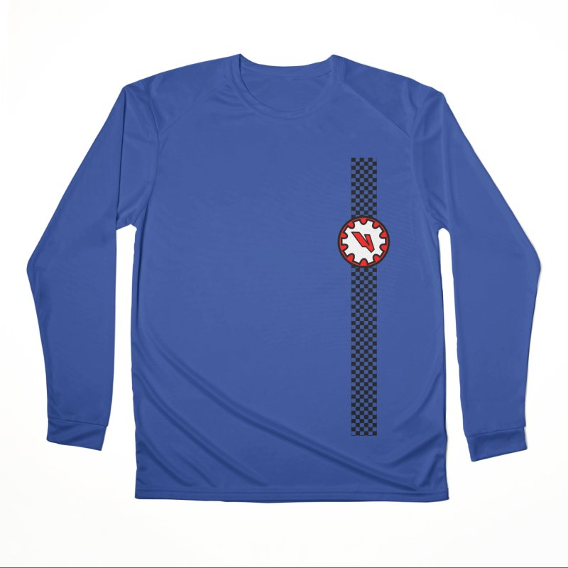 Vicious Gear Men's Performance Longsleeve T-Shirt by Vicious Factory