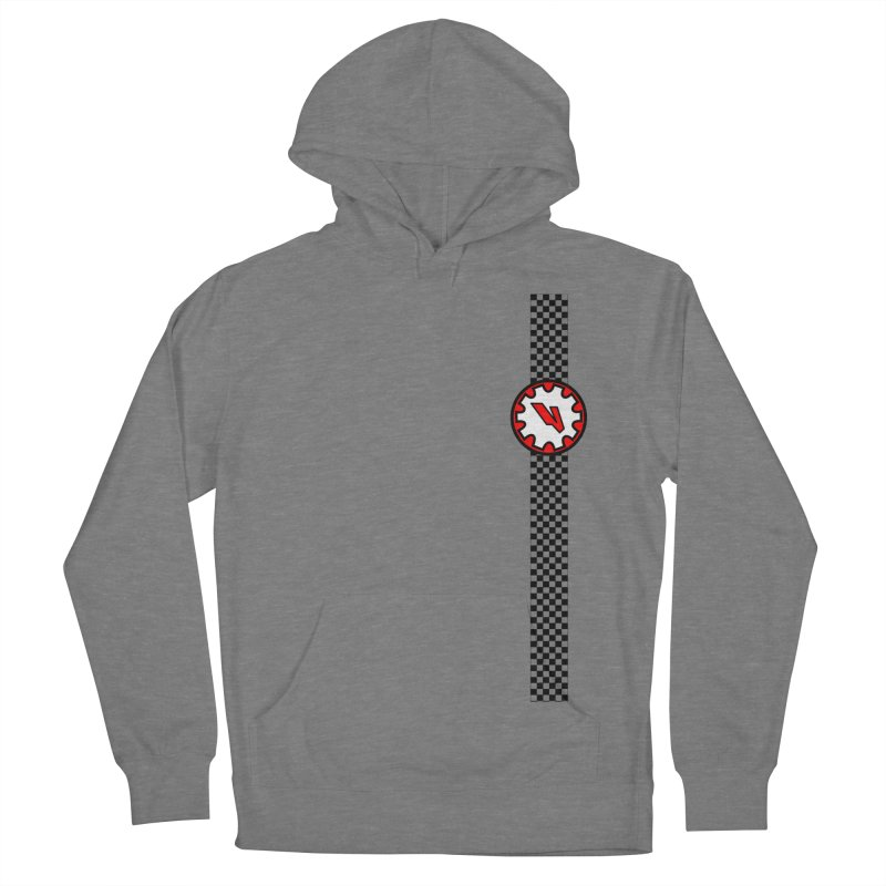 Vicious Gear Men's French Terry Pullover Hoody by Vicious Factory