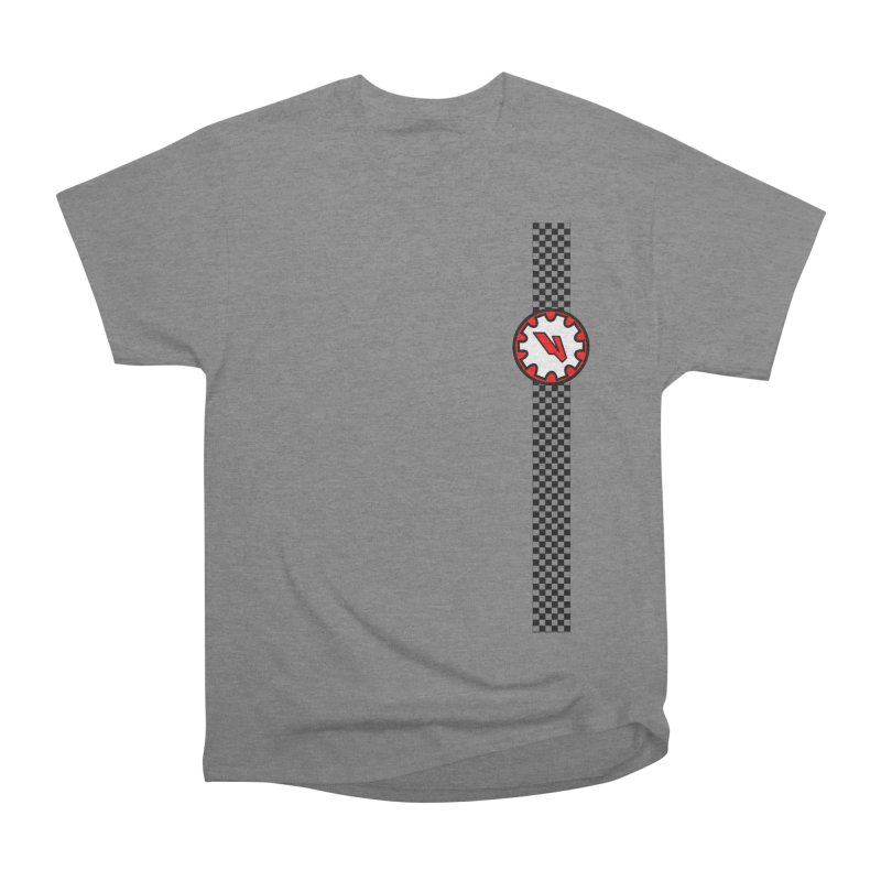 Vicious Gear Men's Heavyweight T-Shirt by Vicious Factory