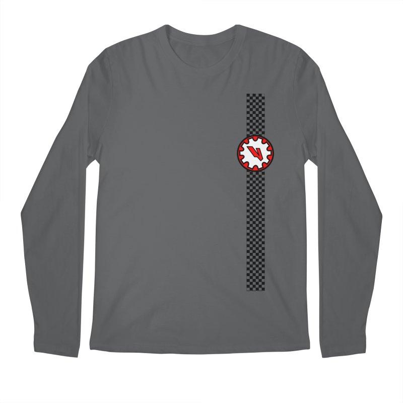 Vicious Gear Men's Regular Longsleeve T-Shirt by Vicious Factory