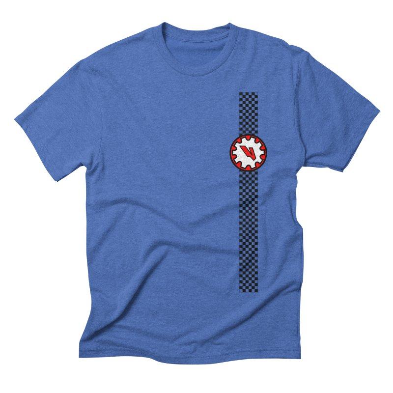 Vicious Gear Men's Triblend T-Shirt by Vicious Factory