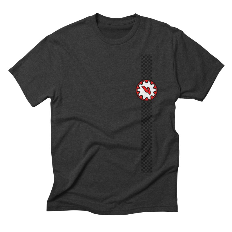 Vicious Gear Men's Triblend T-Shirt by Vicious Factory