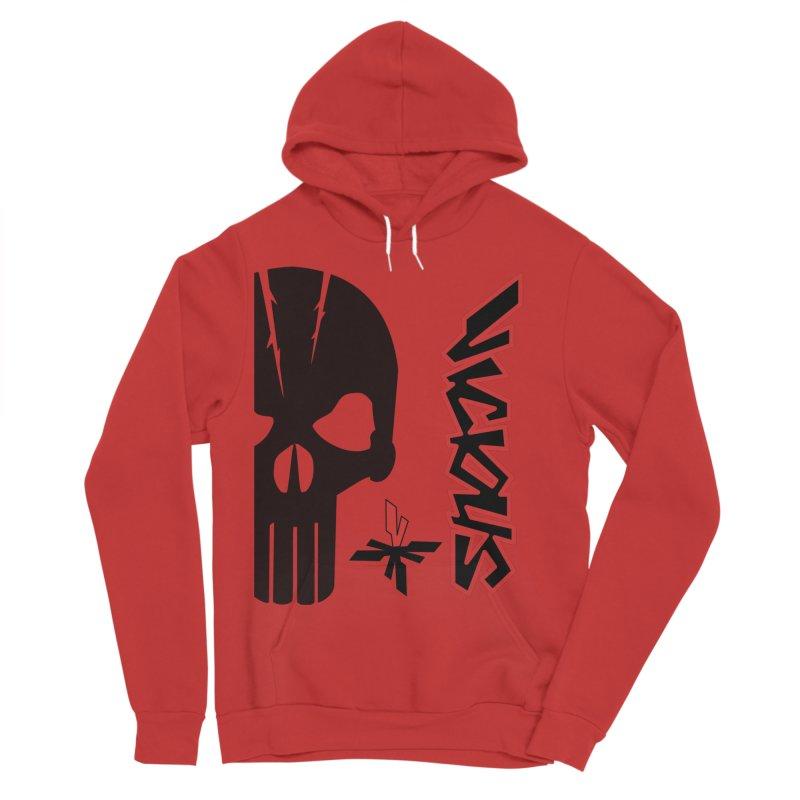 Vicious Punisher Women's Pullover Hoody by Vicious Factory