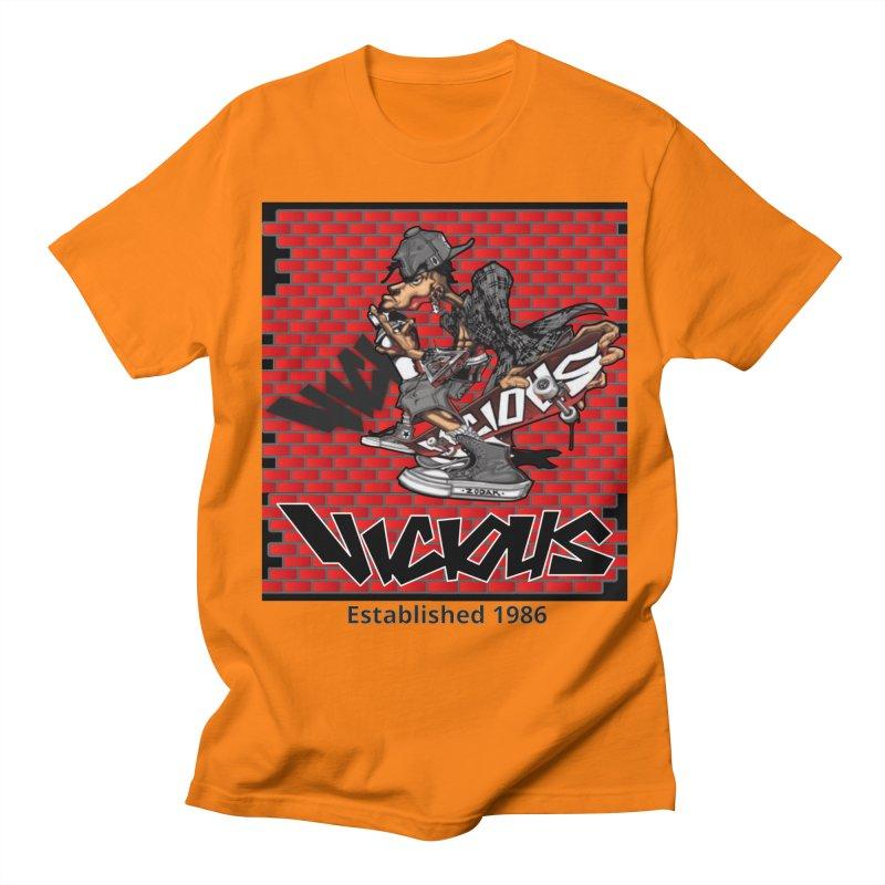 Zodak 1986 Men's T-Shirt by Vicious Factory
