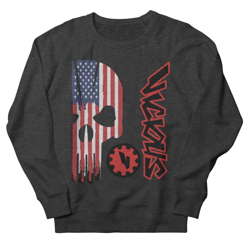 Made in the USA Men's French Terry Sweatshirt by Vicious Factory