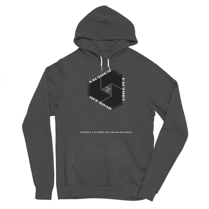 VICIOUS FACTORY OFF-ROAD DIVISION 2020 Men's Sponge Fleece Pullover Hoody by Vicious Factory
