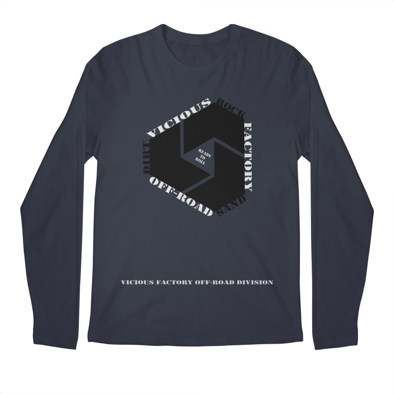 VICIOUS FACTORY OFF-ROAD DIVISION 2020 Men's Regular Longsleeve T-Shirt by Vicious Factory