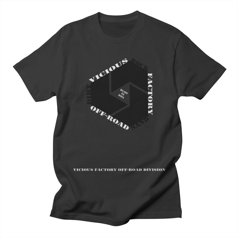 VICIOUS FACTORY OFF-ROAD DIVISION 2020 Women's Regular Unisex T-Shirt by Vicious Factory