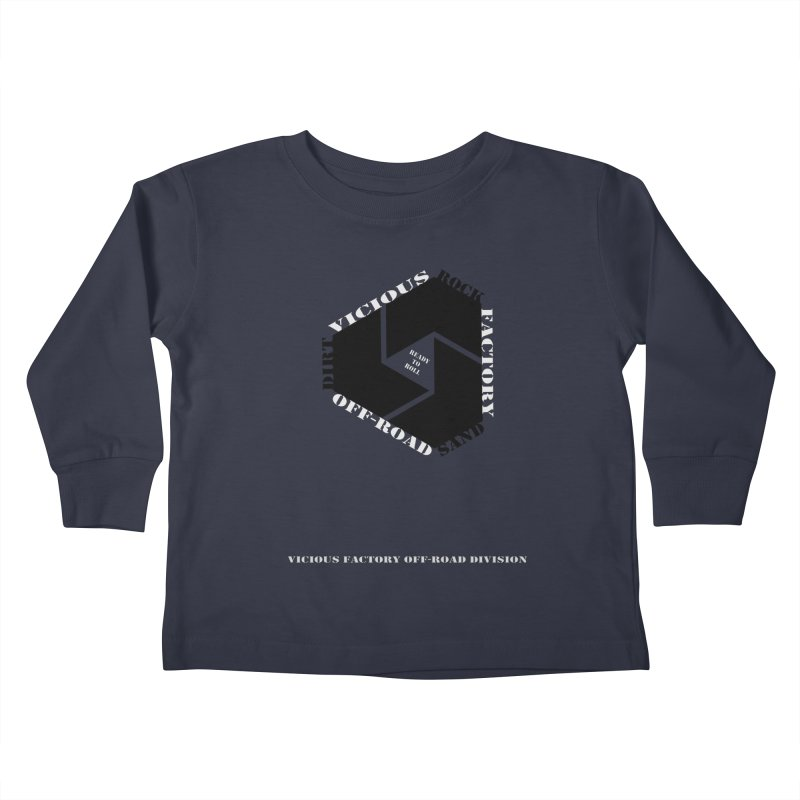 VICIOUS FACTORY OFF-ROAD DIVISION 2020 Kids Toddler Longsleeve T-Shirt by Vicious Factory