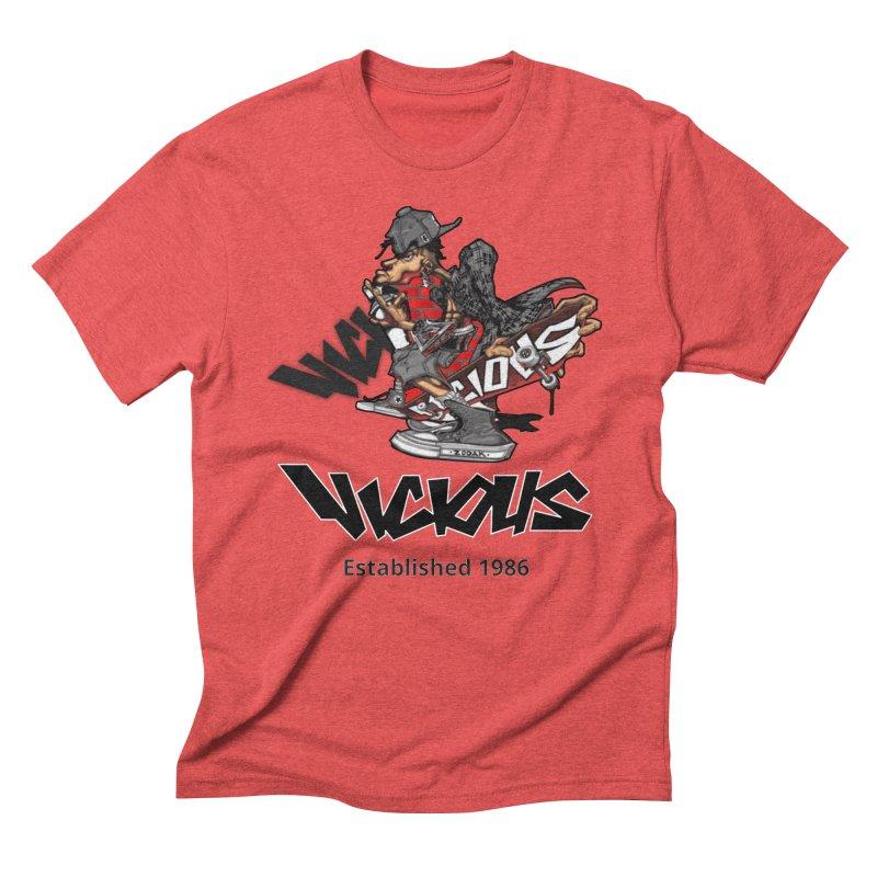 VICIOUS ZODAK est 1986 Men's Gear T-Shirt by Vicious Factory
