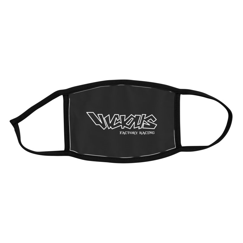 VICIOUS FACTORY RACING original Accessories Face Mask by Vicious Factory