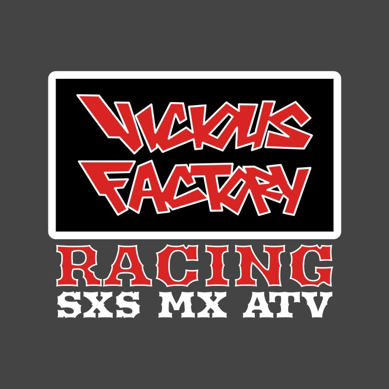 VICIOUS FACTORY RACING SXS MX ATV Kids T-Shirt by Vicious Factory