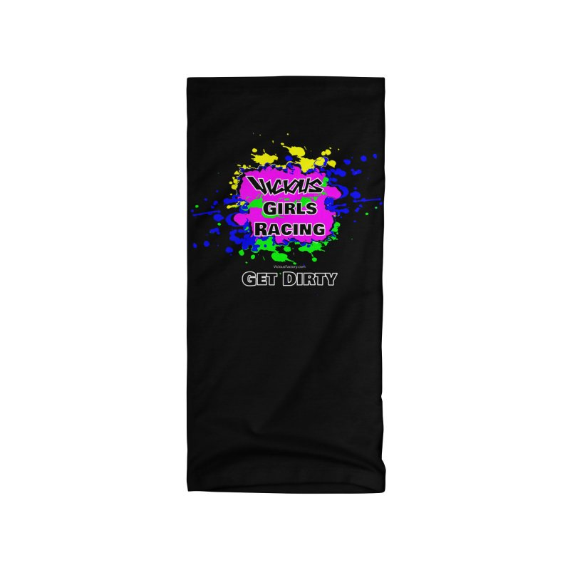 VICIOUS GIRLS RACING Accessories Neck Gaiter by Vicious Factory