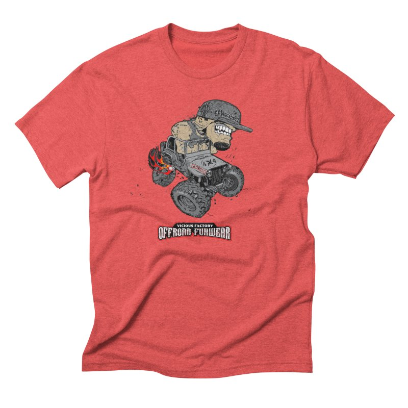 Jeeper Creeper Men's Gear T-Shirt by Vicious Factory
