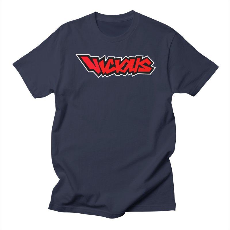 VICIOUS Men's T-Shirt by Vicious Factory