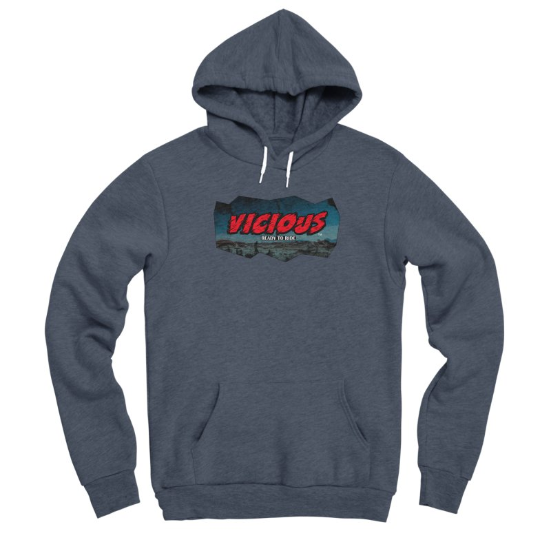 DESERT RIDERS Men's Pullover Hoody by Vicious Factory