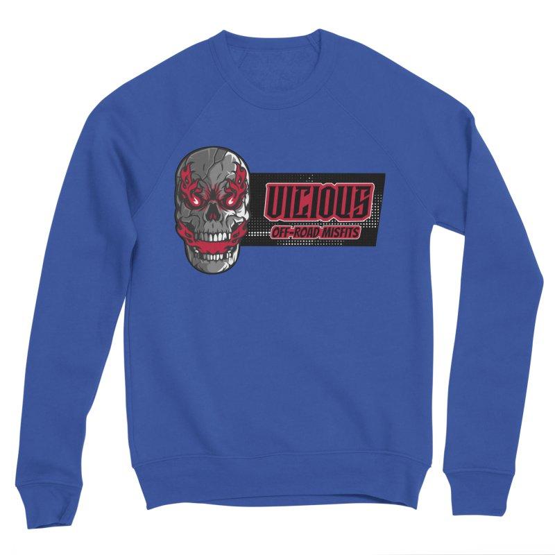 MISFIT Men's Gear Sweatshirt by Vicious Factory