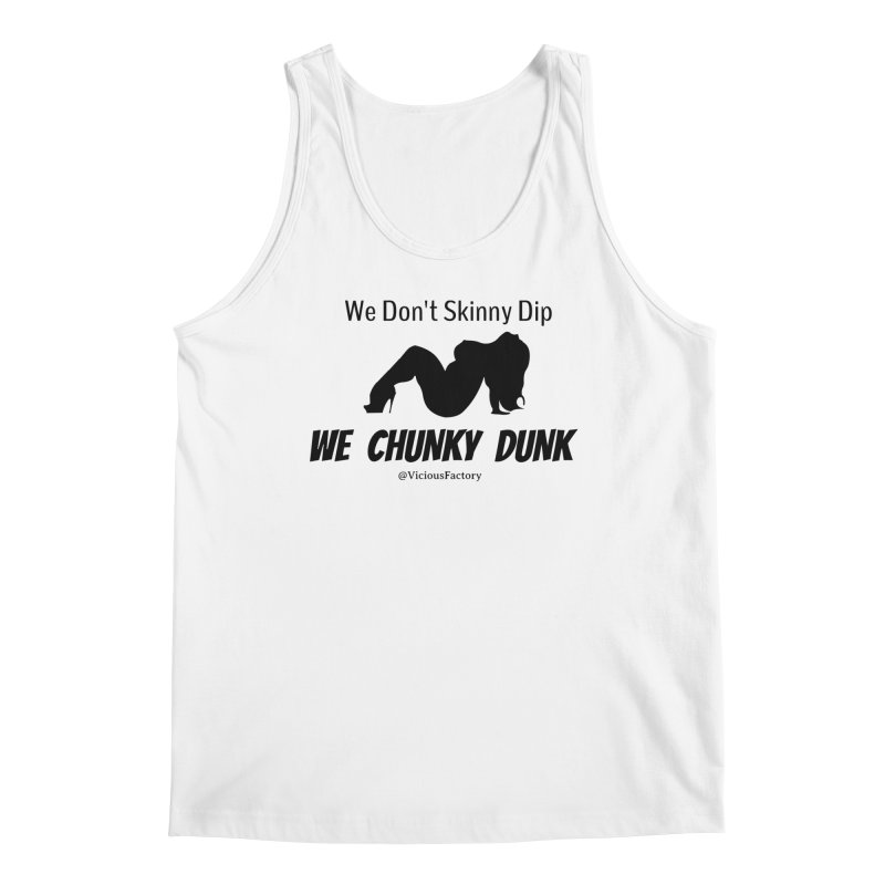 We Chunky Dunk Men's Gear Tank by Vicious Factory