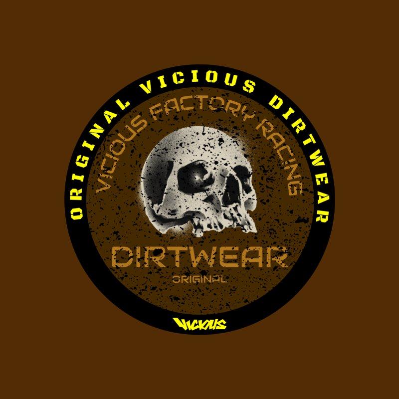 ORIGINAL VICIOUS DIRTWEAR Women's Gear T-Shirt by Vicious Factory