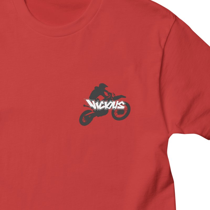 VICTORY MX Men's Gear T-Shirt by Vicious Factory