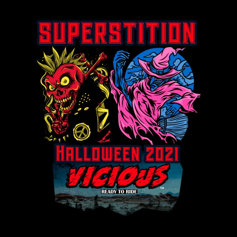 Halloween 2021 Vicious Ready to Ride Men's Gear Longsleeve T-Shirt by Vicious Factory