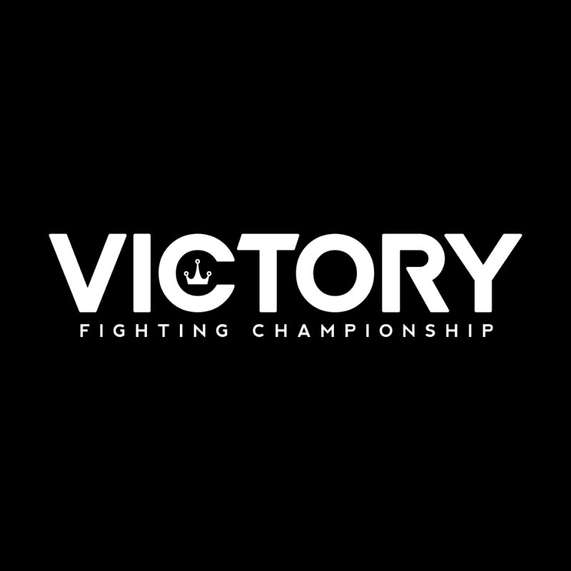 Victory Logo White Kids Baby T-Shirt by Victory Fighting Championship Shop