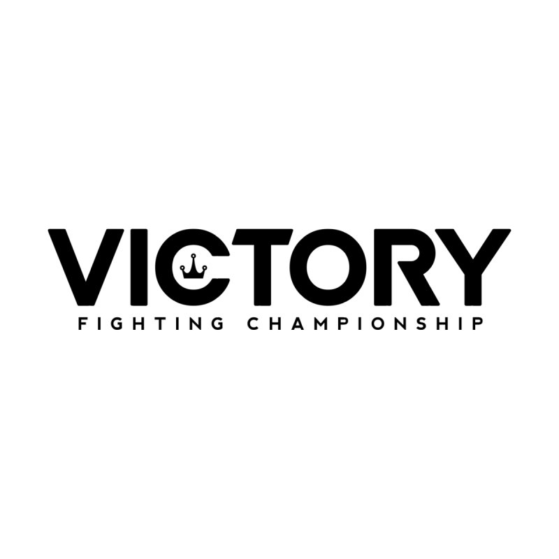 Victory Logo Black Women's T-Shirt by Victory Fighting Championship Shop