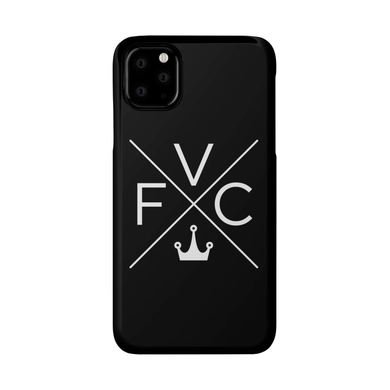 Victory Cross White Accessories Phone Case by Victory Fighting Championship Shop