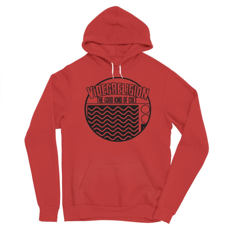 The Good Kind (black) Women's Pullover Hoody by VideoReligion's Shop