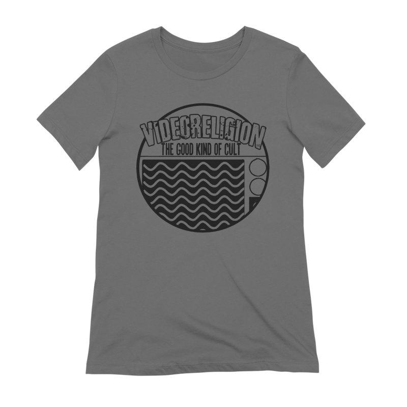 The Good Kind (black) Women's T-Shirt by VideoReligion's Shop
