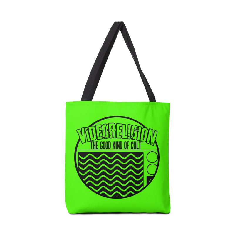 The Good Kind (black) Accessories Bag by VideoReligion's Shop