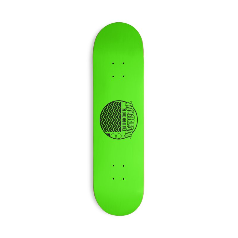 The Good Kind (black) Accessories Skateboard by VideoReligion's Shop