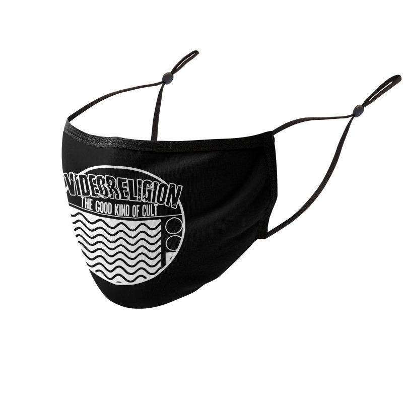 The Good Kind (white) Accessories Face Mask by VideoReligion's Shop