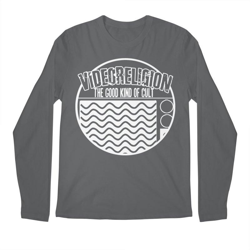 The Good Kind (white) Men's Longsleeve T-Shirt by VideoReligion's Shop