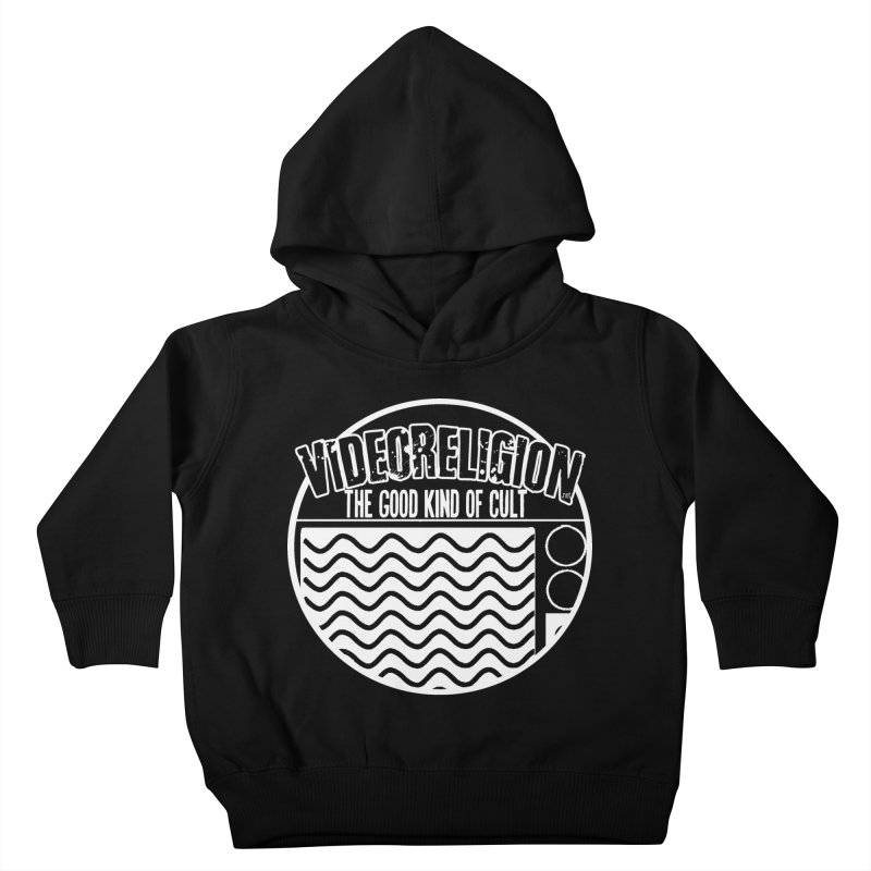 The Good Kind (white) Kids Toddler Pullover Hoody by VideoReligion's Shop