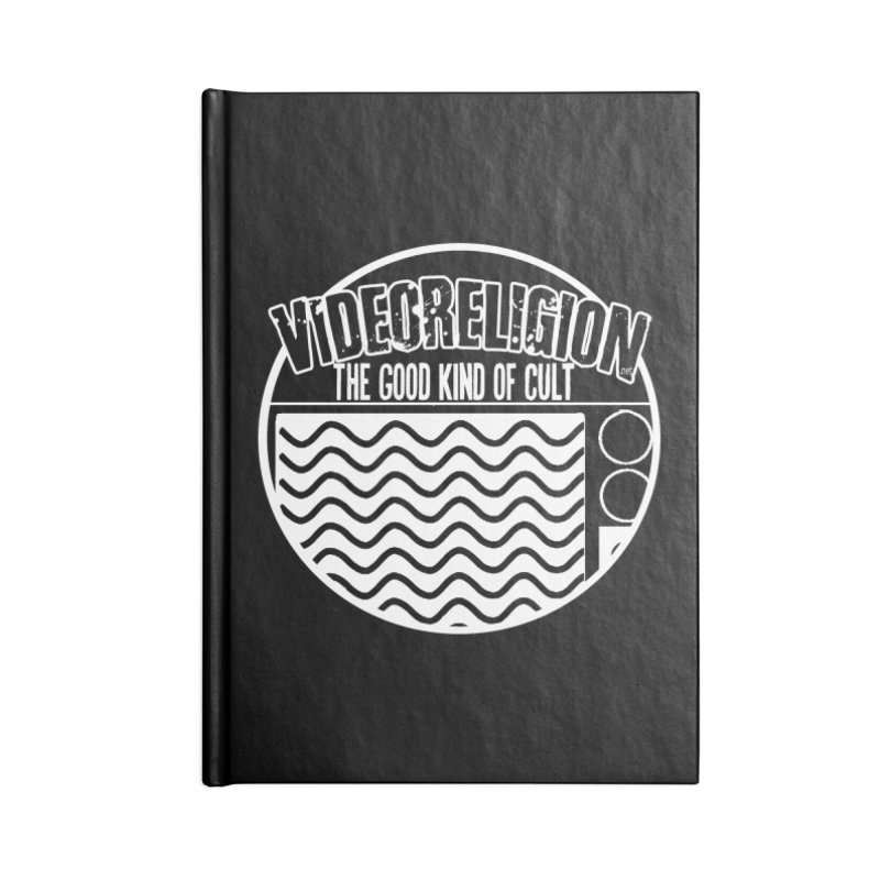The Good Kind (white) Accessories Notebook by VideoReligion's Shop