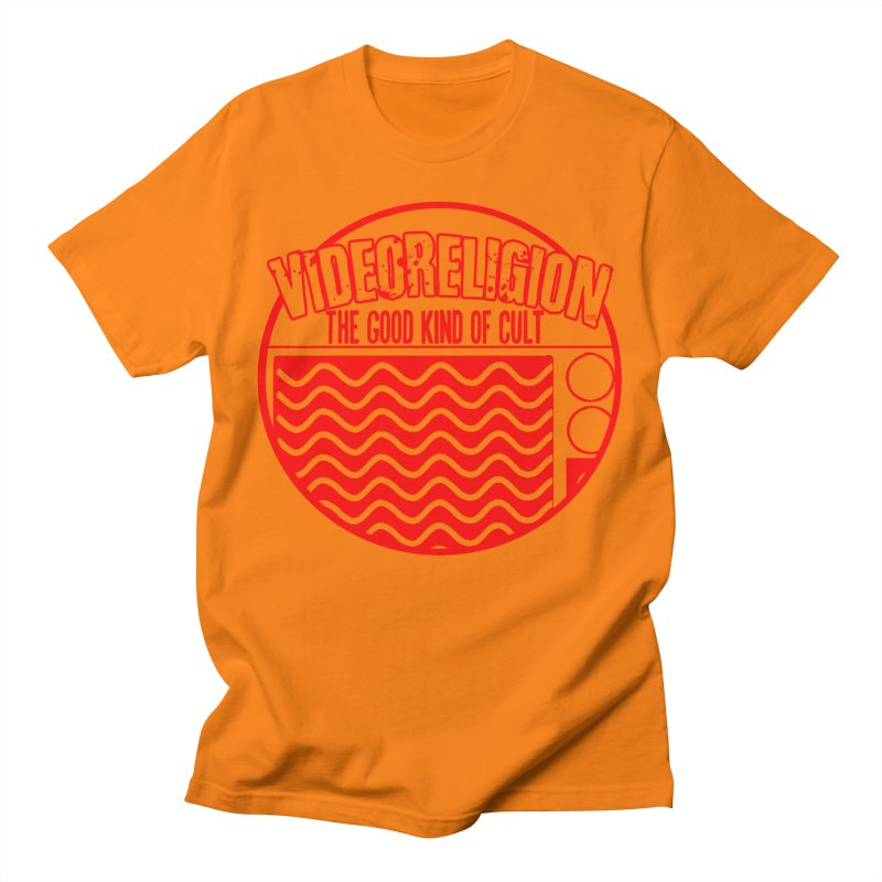 The Good Kind (red) Men's T-Shirt by VideoReligion's Shop