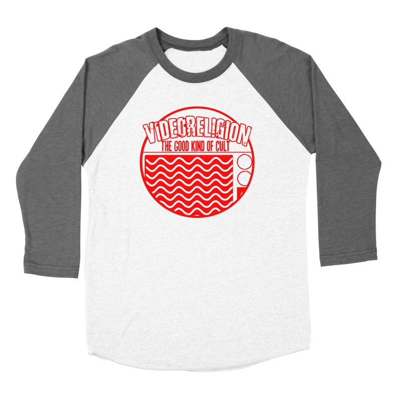 The Good Kind (red) Women's Longsleeve T-Shirt by VideoReligion's Shop