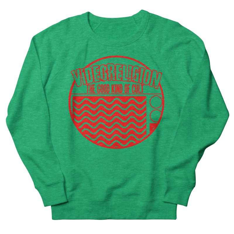 The Good Kind (red) Women's Sweatshirt by VideoReligion's Shop