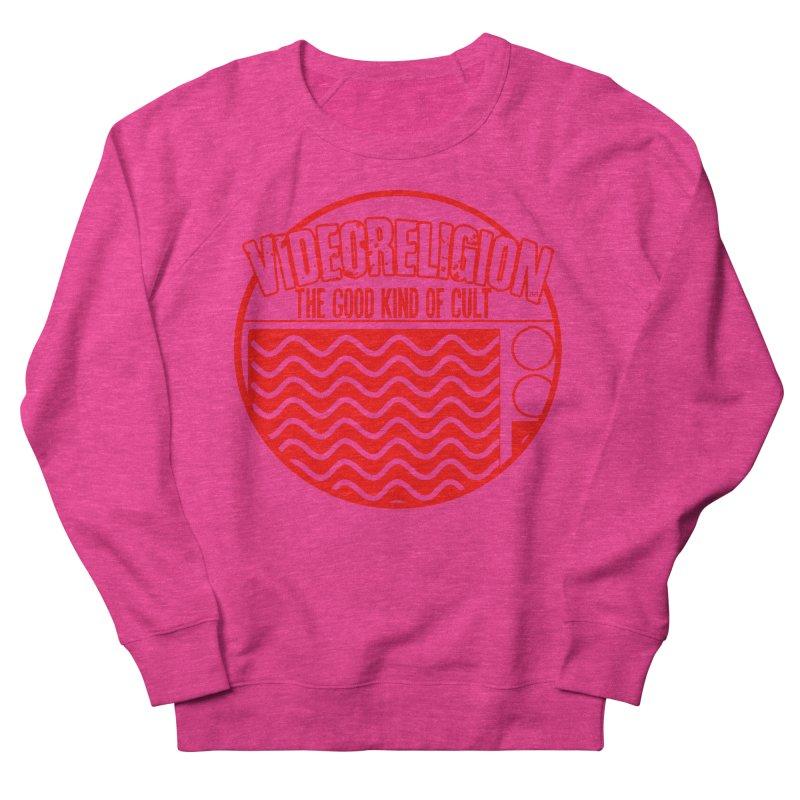 The Good Kind (red) Men's Sweatshirt by VideoReligion's Shop