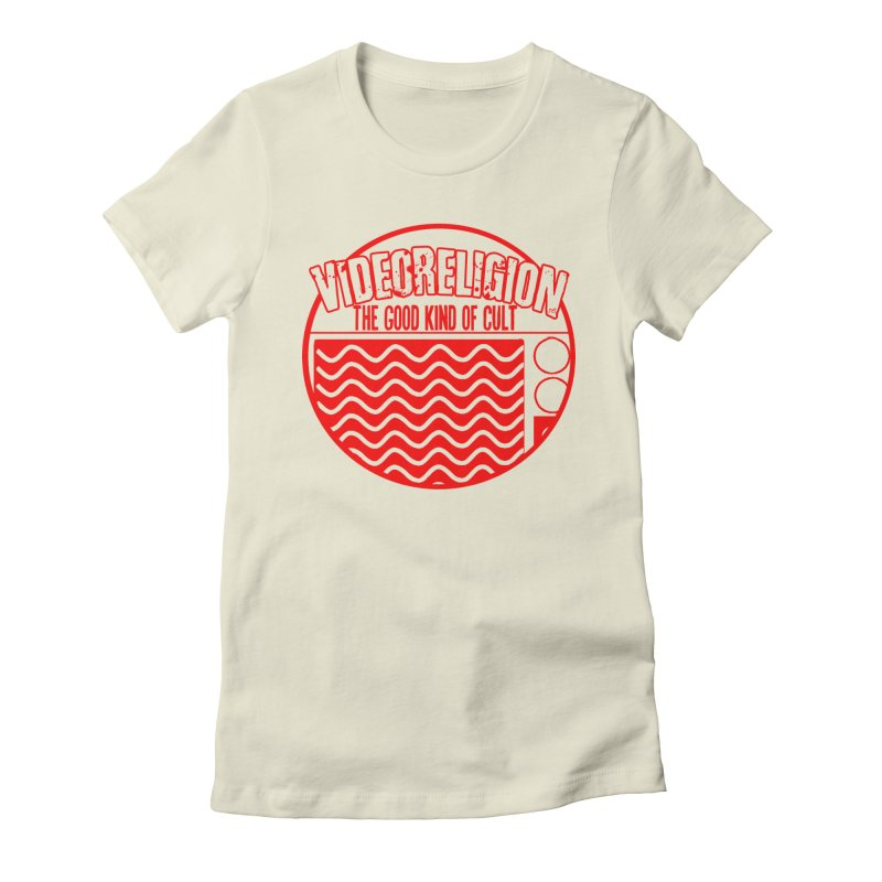The Good Kind (red) Women's T-Shirt by VideoReligion's Shop