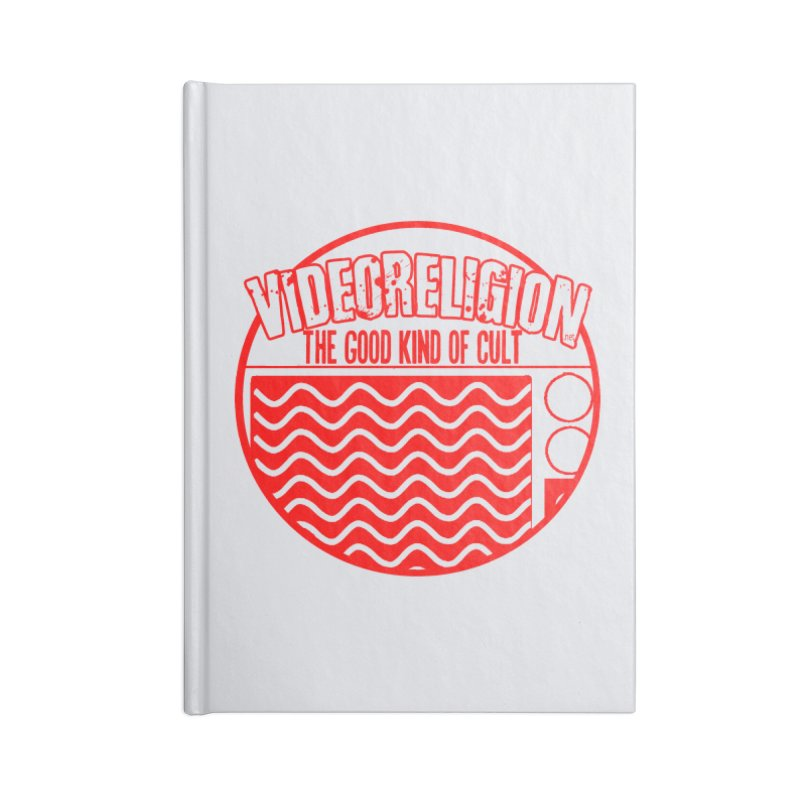 The Good Kind (red) Accessories Notebook by VideoReligion's Shop