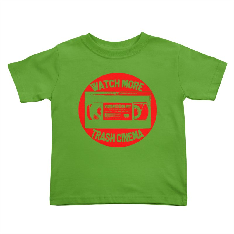 Seal of Quality Kids Toddler T-Shirt by VideoReligion's Shop