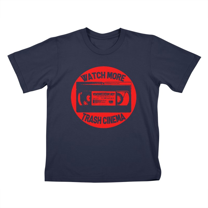 Seal of Quality Kids T-Shirt by VideoReligion's Shop