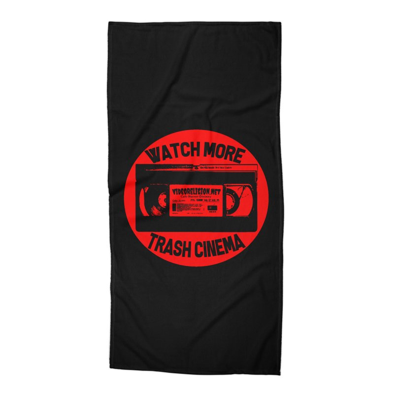 Seal of Quality Accessories Beach Towel by VideoReligion's Shop