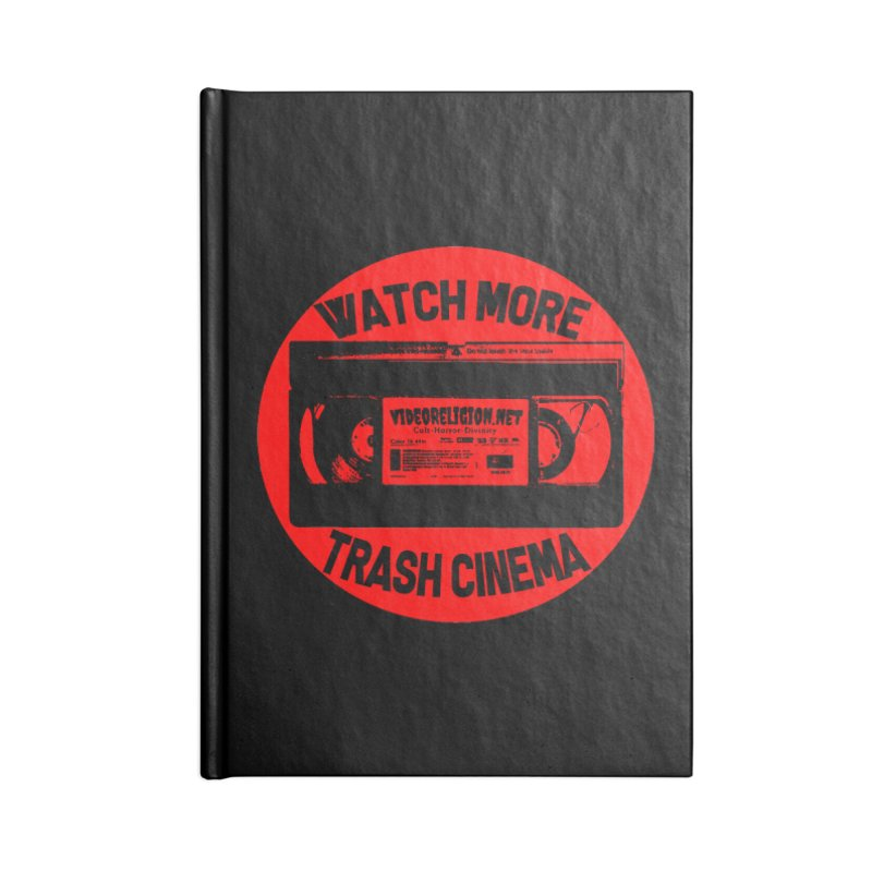 Seal of Quality Accessories Notebook by VideoReligion's Shop