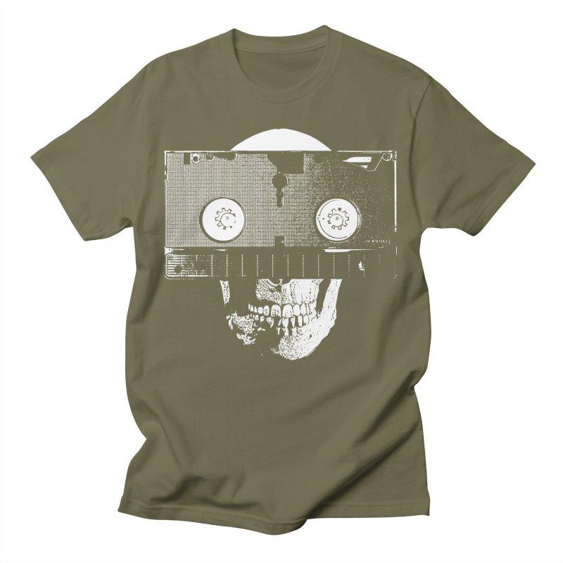 One Track Mind Men's T-Shirt by VideoReligion's Shop